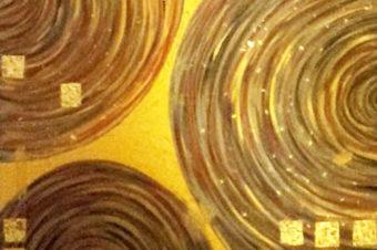 Lyly / Peinture abstraite