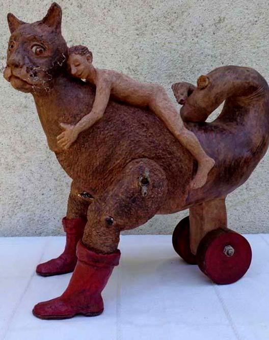 Bibi Blanchet / Sculpture