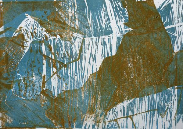 Karine Sancerry / Gravure, peinture
