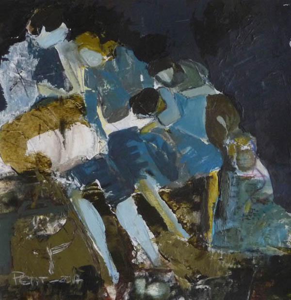 Caroline Petit / Peinture