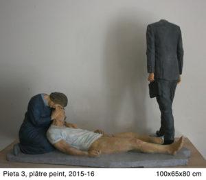 Tarik Essalhi/Sculpture
