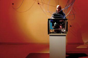 Pol Perez / Art électro plastique