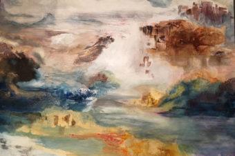 Eleha Carenzal/peinture