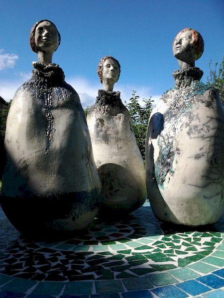 Jeanne Gleizes/céramique-raku