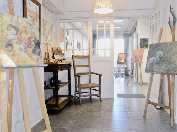 Isabelle Maureau/Peinture