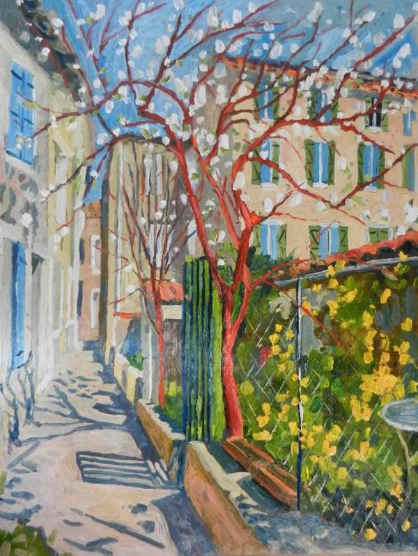 Lucien Noygues / Peinture
