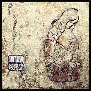Ariane Conte/ Peinture, volume, dessin