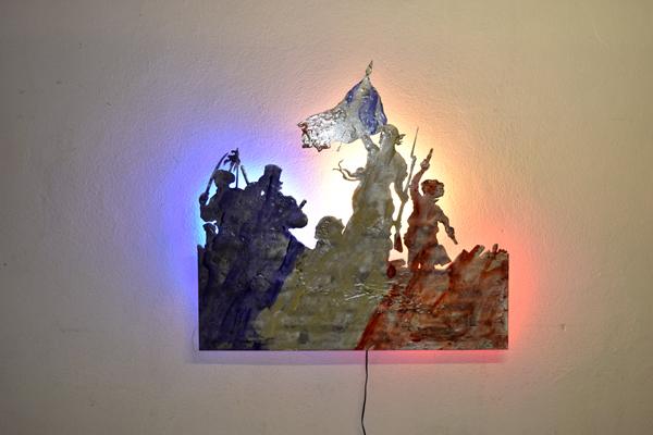 Jean Luc Négro / Arts Plastiques