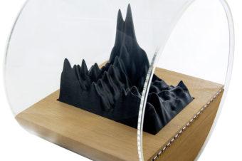 Gilles Azzaro / Sculpture de Voix