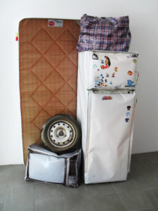 Cyril Le Van / Arts Plastiques, installation