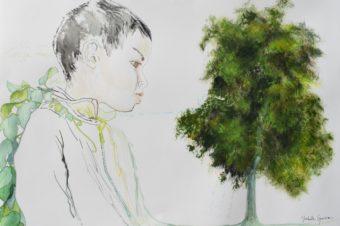 Isabelle Guérin / Dessin, Peinture